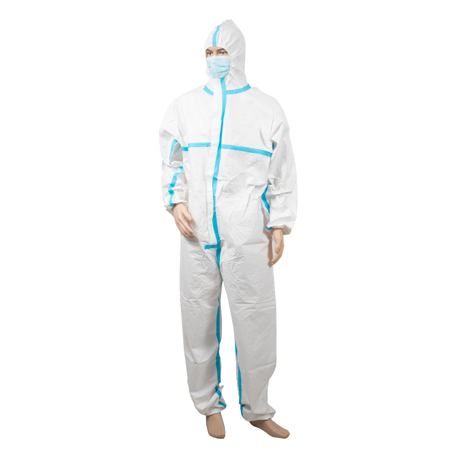 Microporous Coverall/Breathable Medical Protective Coverall/Overall/PPE products