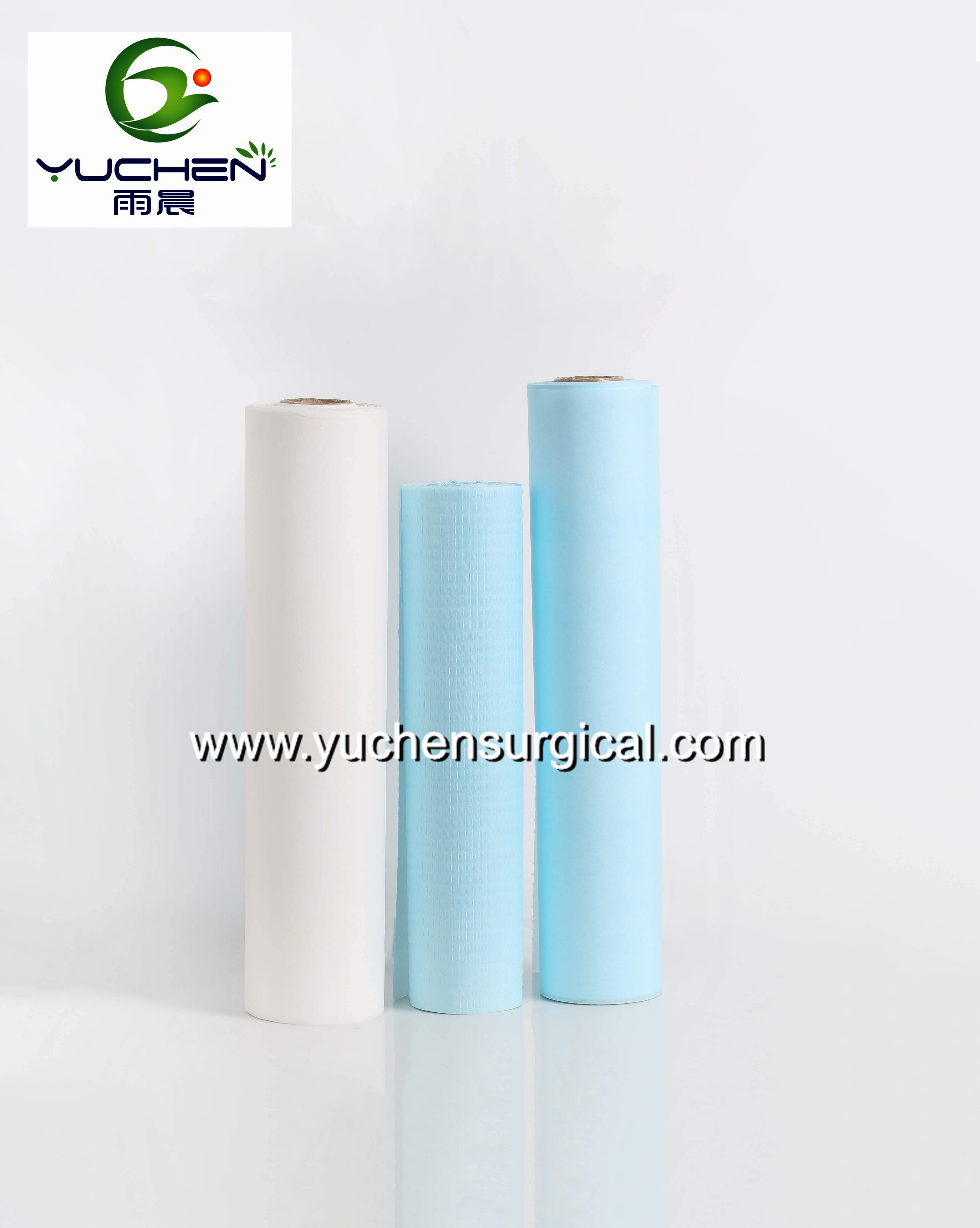 Disposable examination bed sheet roll/Couch roll